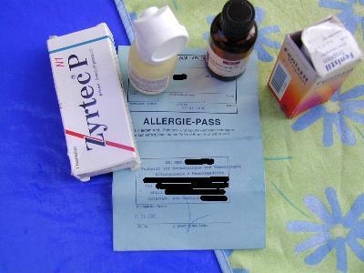 bienenstich allergie notfallset